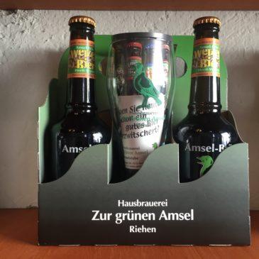 Das Geschenk-Sixpack von Amselbräu